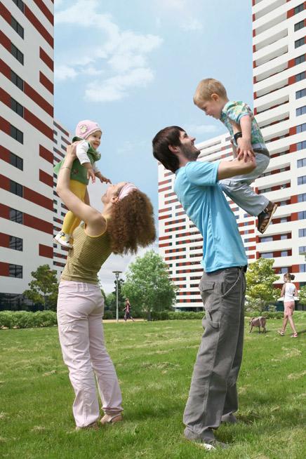 реклама недвижимости строительная выставка  Недвижимость и инвестиции-2009