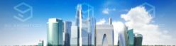 """Moscow-city """"Москва-сити"""": Башня «Санкт-Петербург» Башня «Москва» Башня 2000»"""