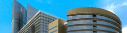 """Компьютерная визуализация Административно-торгового комплекса """"MIRAX-PLAZA"""""""