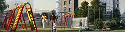 Реклама жилого дома в Петрозаводске